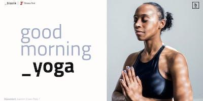 Good Morning Yoga @_blaenk | Free Session