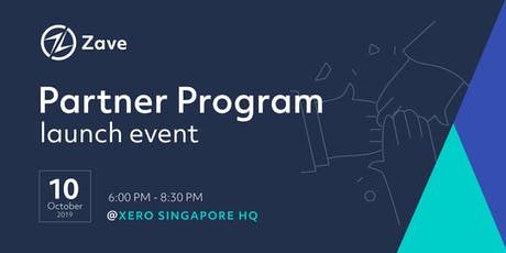 Zave Partner Program Launch Event tickets