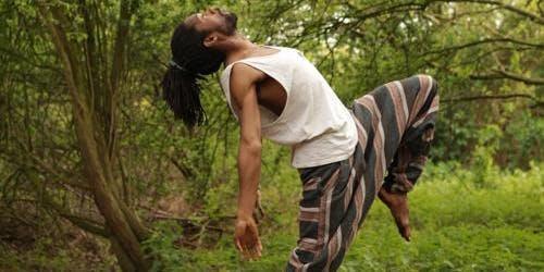 Akeim Toussaint Buck - Workshop