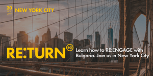 RE:TURN New York City