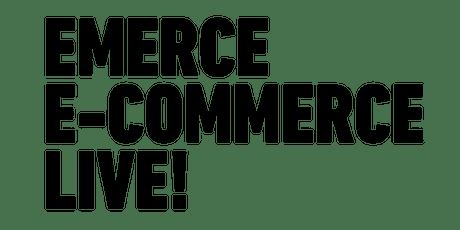 Emerce E-commerce Live! 2020 tickets