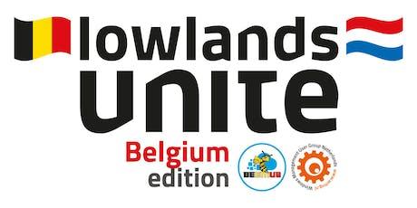 Lowlands Unite Belgium 2019 Edition: Antwerpen tickets