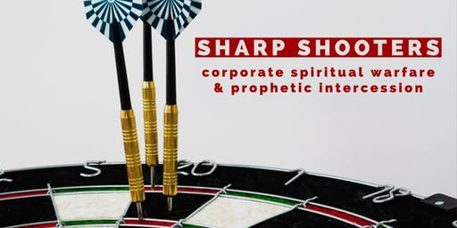 Spiritual Warfare & Prophetic Prayer with Live Worship (Sharp Shooters)