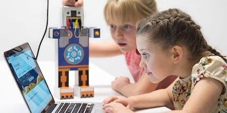 Free BinaryBots Robot Workshop tickets