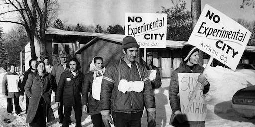 EDO filmski festival: Experimental City