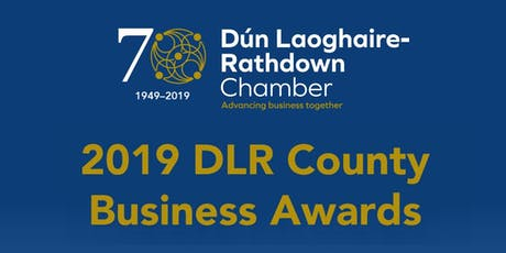 2019 DLR Chamber County Business Awards tickets