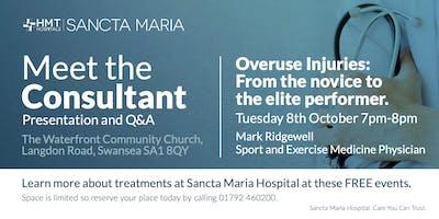 Meet The Consultant - Mark Ridgewell