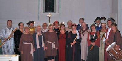 Chorus & Cappella Spandowia - Europäische Folklore um 1550