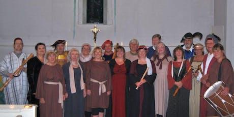Chorus & Cappella Spandowia - Europäische Folklore um 1550 Tickets