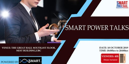 SMART POWER TALKS