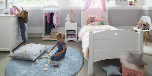 Indigo Design Studio Free Kids Bedrooms & How to Help your little one sleep