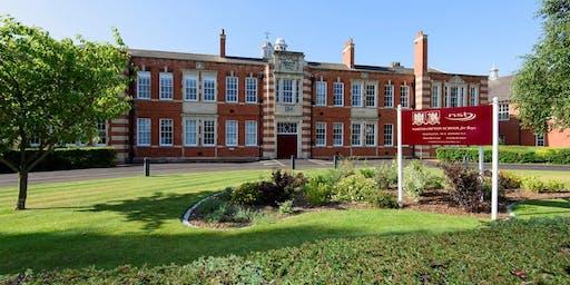 Northampton School for Boys Music Aptitude Tests September 2020 entry