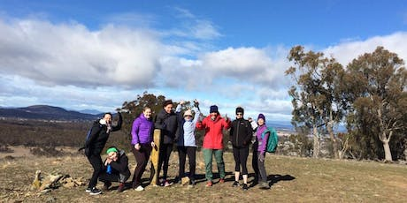 Women's Free Canberra Hiking Meet Up // Sunday 20th October tickets