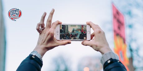 Creating Videos with your iPhone (filming, editing and publishing) Exeter (November) tickets