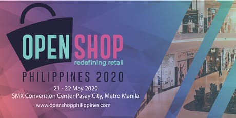 Open Shop Philippines 2020 tickets