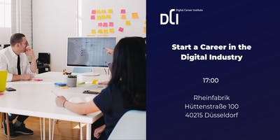 Düsseldorf: How to start in the digital space