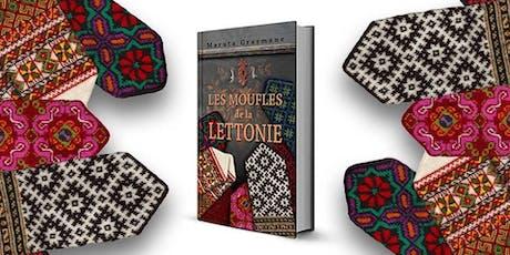Soirée des moufles lettones à Paris  Cimdu vakars Parīzē billets