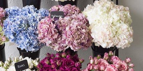 Indigo Design Studio Free Workshop: Home Fragrances and Florals tickets