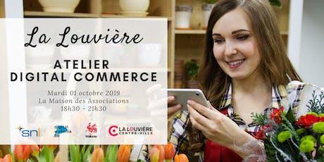 La Louvière | Atelier Digital Commerce billets