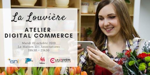La Louvière | Atelier Digital Commerce