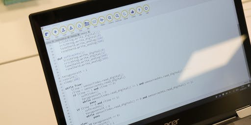Navorming Secundair Onderwijs -- Python