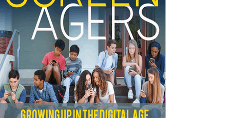 """Film Screening: """"Screenagers: Growing Up in the Digital Age tickets"""