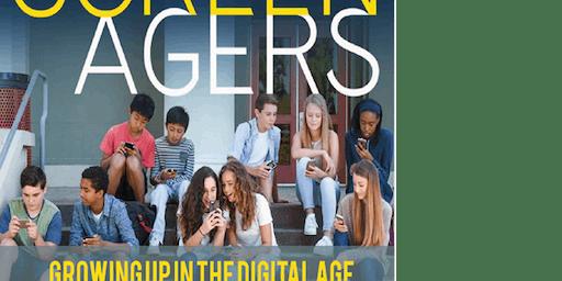 "Film Screening: ""Screenagers: Growing Up in the Digital Age"