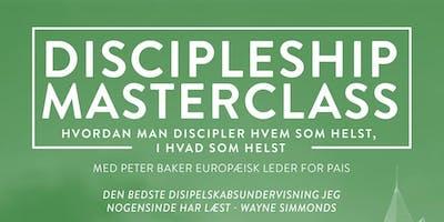 Discipleship Masterclass