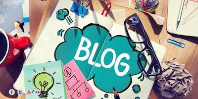 Blogging Inspiration Session featuring Dr Ava EagleBrown & Patience Bradley