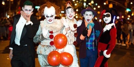 Official Halloween Bar Crawl | Cincinnati, OH