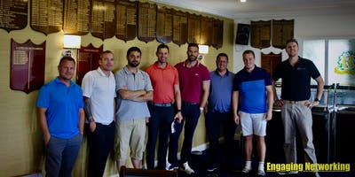 Engaging Networking Golf Day