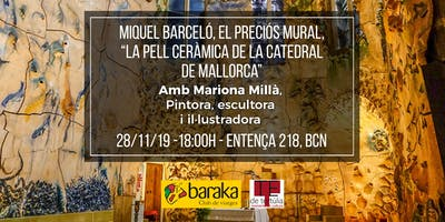 Miquel Barceló, el preciós mural de la Catedral de Mallorca