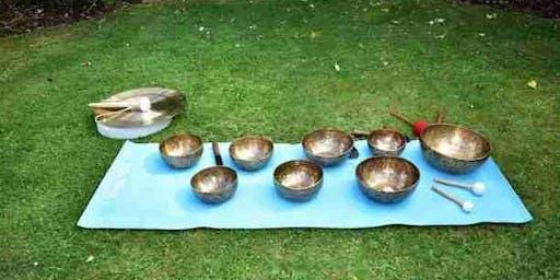 Himalayan & Crystal Bowl Group Sound Bath