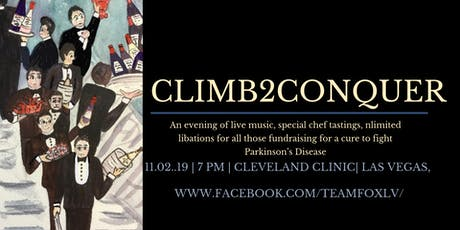 Climb2Conquer Parkinson's Disease to benefit The Michael J. Fox Foundation tickets