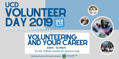 Volunteering and Your Career seminar tickets