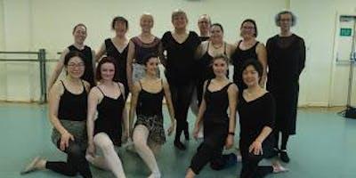 Choreographic Workshop with Yvonne Charlton