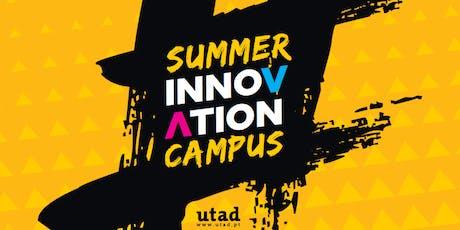 UTAD Summer Innovation Campus 2019 bilhetes
