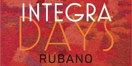 """INTEGRA DAYS - RACCONTI DI INTEGRAZIONE - FILM """"L'INTEGRAZIONE NON FA NOTIZIA"""" tickets"""