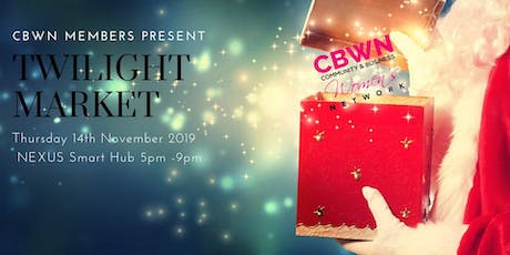 Twilight Christmas Market 2019 tickets