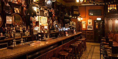 Dublin Historic Pub Trail: Grafton Quarter tickets