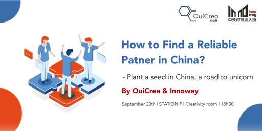 How to find a reliable partner in China