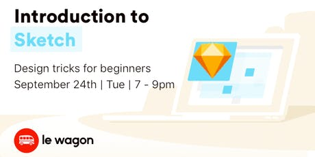Introduction into Sketch (for mac users!) tickets