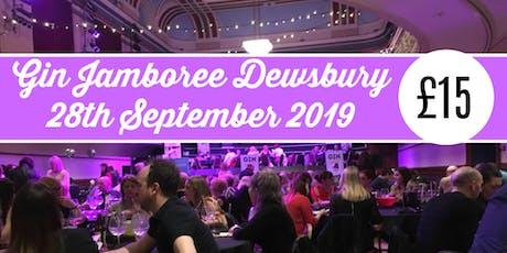 Gin Jamboree Dewsbury tickets