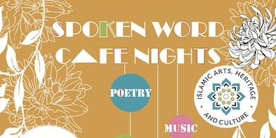 Spoken Word Café Nights (October)