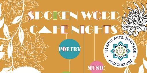Spoken Word Café Nights (October)