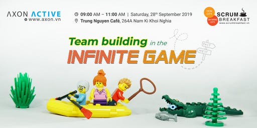 Team building in the Infinite game (September 2019)