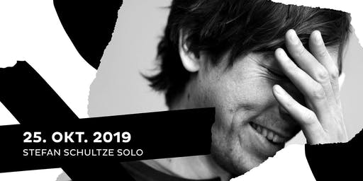 Jazzwoche Hannover: Stefan Schultze Solo