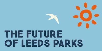 The Future of Leeds Parks: Public Consultation Workshop 3