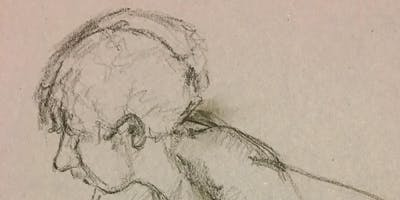 MAKE YOUR MARK - Life Drawing  **EXTRA DATE ADDED**