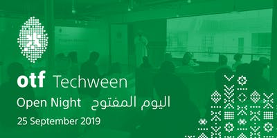 otf Techween - Open Night September 2019